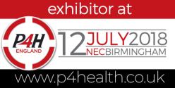 P4H 12 July NHS Procurement exibition Argenta Wellness